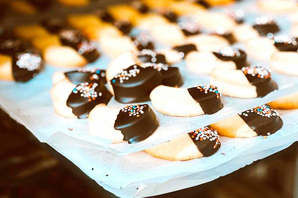 Refinadas Pastas. El Obrador de Goya