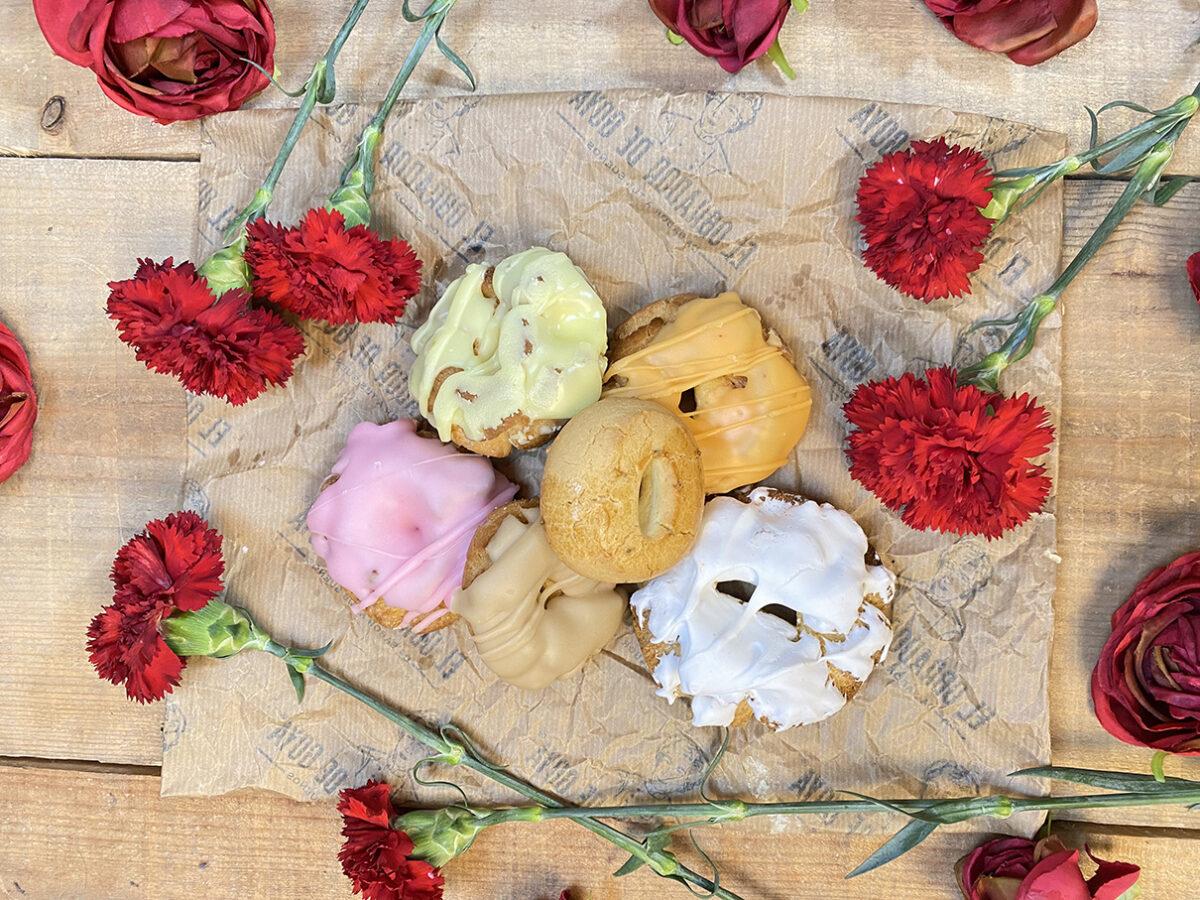 Las rosquillas: los dulces típicos de San Isidro